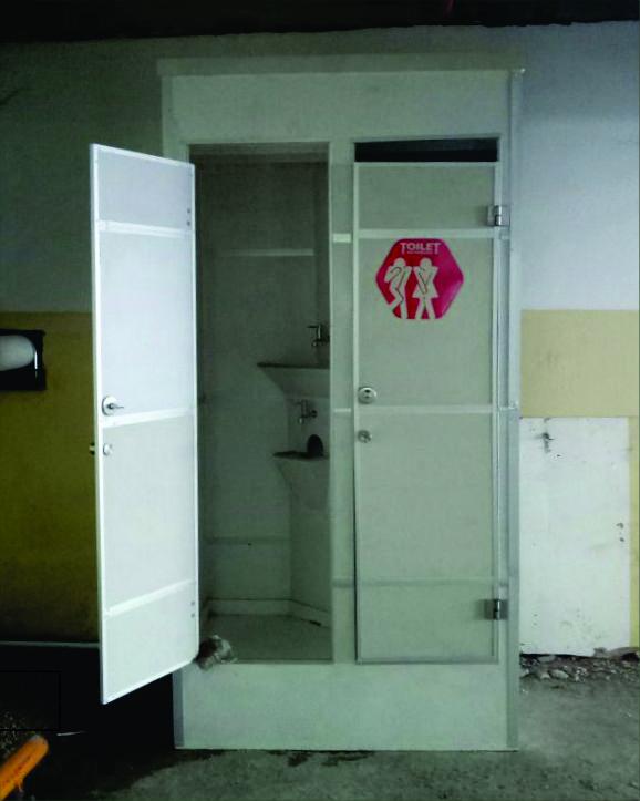 Portable Toilet urinoir