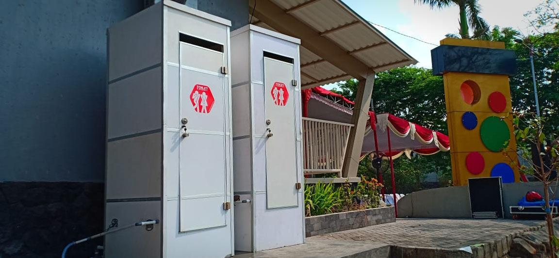 Jual Toilet Portable | Rental Toilet Portable | Sewa Toilet Portable