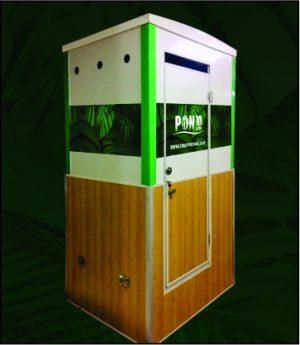 Portable Toilet Pon10