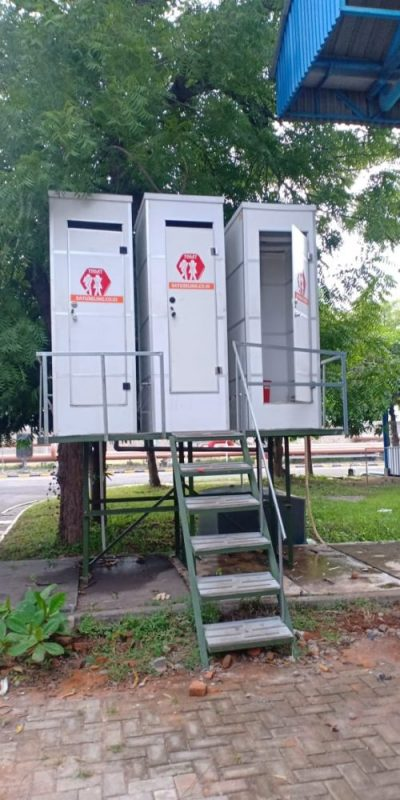 Rental Toilet Portable Produsen Toilet Portable