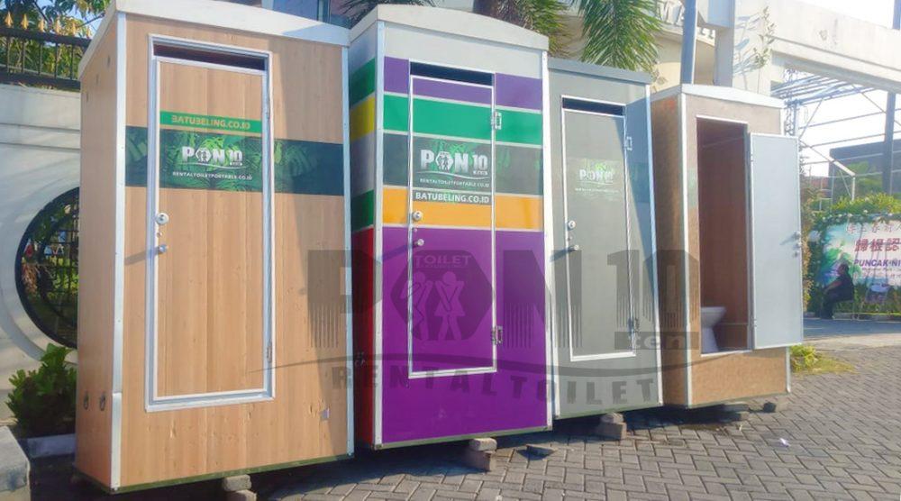 Rental Toilet Portable Produsen Toilet Portable